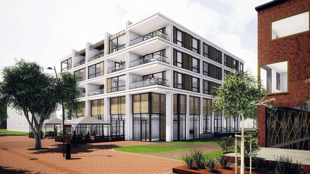 15 appartementen Het Aandeel Emmeloord